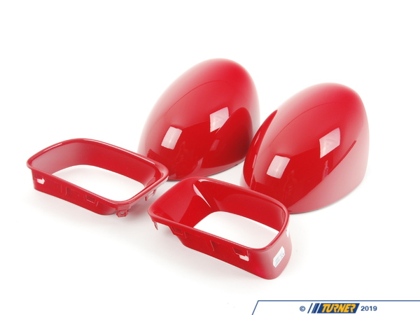 T#23818 - 51192185768 - Genuine MINI Design Package Chili Red (Pf) - 51192185768 - Genuine Mini -
