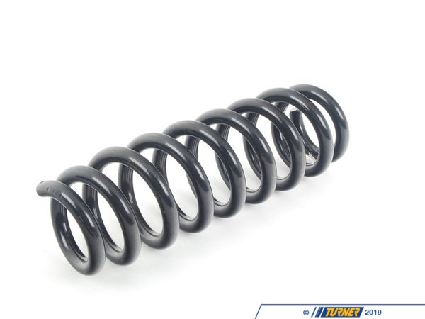 T#61205 - 33536767341 - Genuine BMW Rear Coil Spring - 33536767341 - Genuine BMW -
