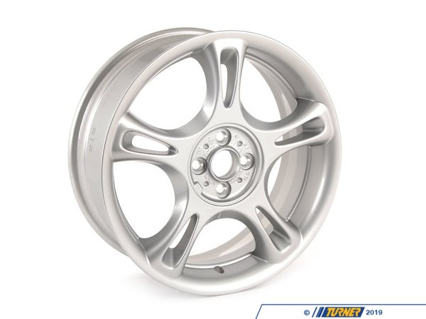 T#66488 - 36116777972 - Genuine MINI Light Alloy Rim 7Jx18 Et:52 - 36116777972 - Genuine Mini -