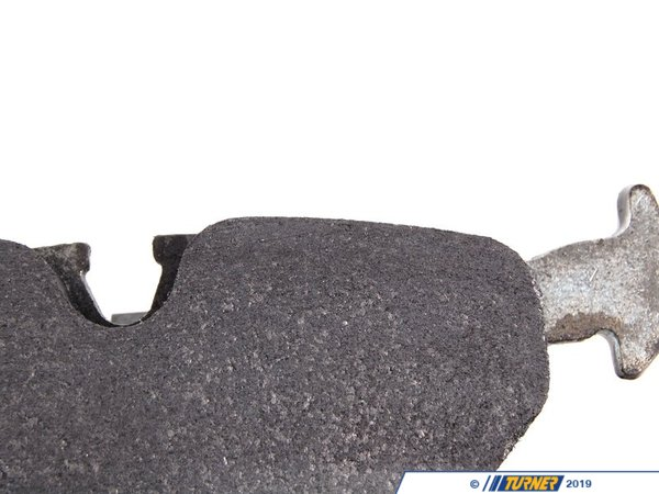 T#1745 - TMS1745 - Hawk HT10 Race Brake Pads - Rear - E30 M3, E36 all, E36 M3, E39 (not M5), E46 (not 330/M3), Z3 all, MZ3, Z4 2.5/3.0 (incl 3.0si) - Hawk - BMW