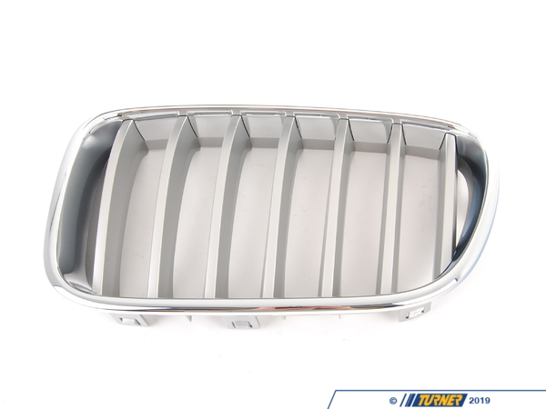 T#23320 - 51117237421 - Genuine BMW Grille, Front, Left Titan - 51117237421 - F25 - Genuine BMW -