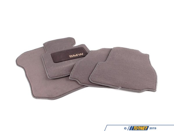 T#24878 - 82111468286 - Genuine BMW Floormat Grey - 82111468286 - E36 - Genuine BMW -