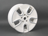 T#64893 - 36109804372 - Genuine MINI Light Alloy Rim, White 7Jx17 Et:50 - 36109804372 - Genuine Mini -