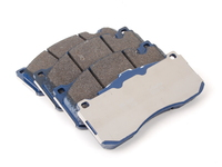 E82 135i Front Cool Carbon S/T Performance Brake Pad Set