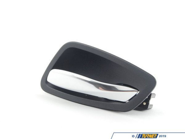 T#88952 - 51216975496 - Genuine BMW Door Handle Inner Right Schwarz - 51216975496 - E92,E93 - Genuine BMW -