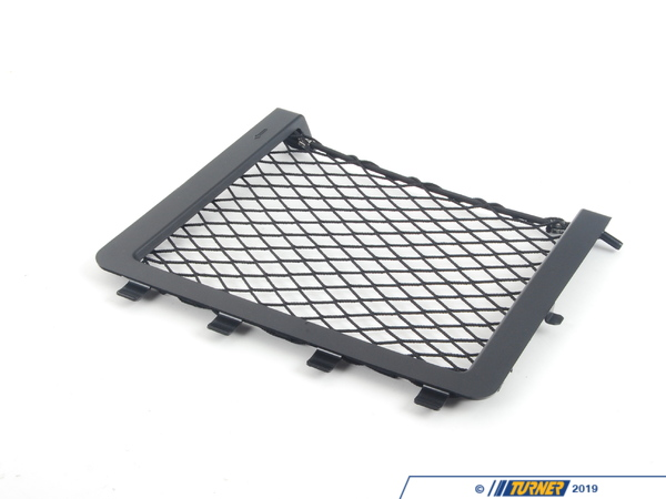 T#113774 - 51479138217 - Genuine BMW Parcel Net Schwarz - 51479138217 - E70 X5 - Genuine BMW -