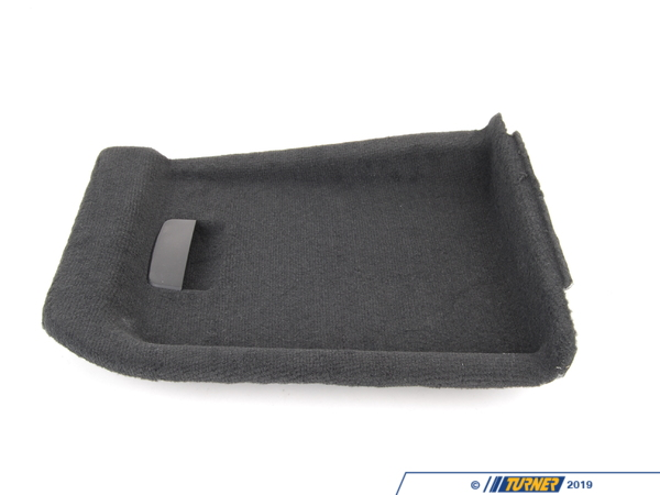 T#112184 - 51477254077 - Genuine BMW Flap Left Schwarz - 51477254077 - E70 X5 - Genuine BMW -