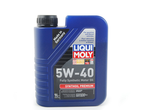 Synthoil Premium 5w-40 Engine Oil - 1 Liter