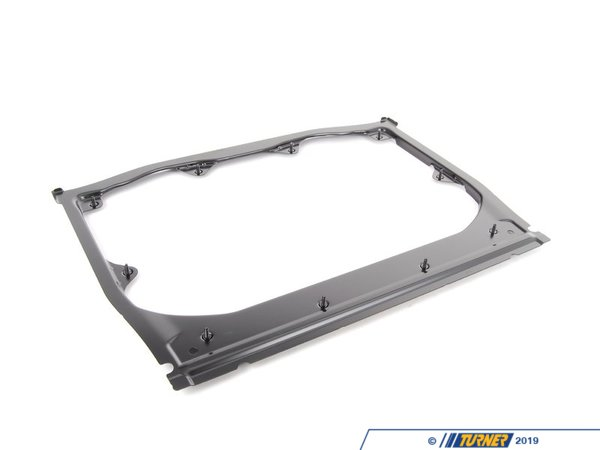T#68604 - 41007079448 - Genuine BMW Trunk Floor Frame - 41007079448 - E82,E82 1M Coupe - Genuine BMW -