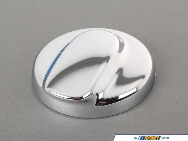 T#87860 - 51177148885 - Genuine Mini Gas Cap, Chrome - 51177148885 - Genuine MINI -