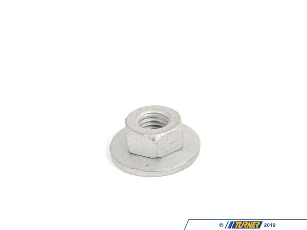 T#75432 - 51111852978 - Genuine BMW Hex Nut M10 - 51111852978 - E34,E34 M5 - Genuine BMW -
