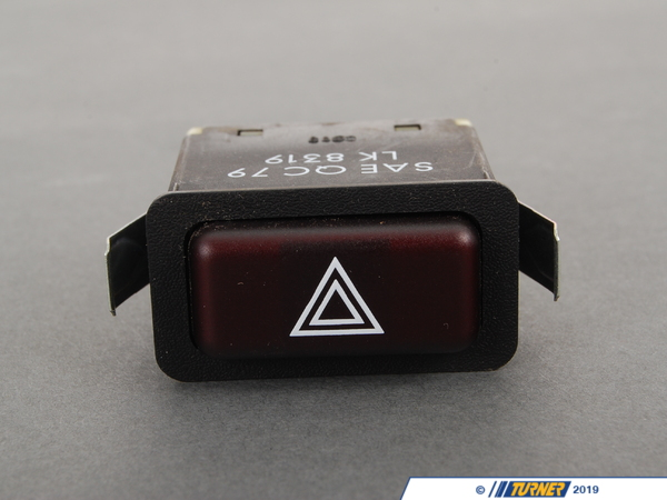 T#20093 - 61311372893 - Genuine BMW Hazard Warning Switch 61311372893 - Genuine BMW -