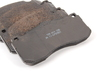 T#61907 - 34116797860 - Genuine BMW Repair Kit, Brake Pads Asbestos-Free - 34116797860 - E82 - Genuine BMW -