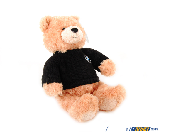 T#166851 - 80902334552 - Genuine BMW Plush Honey Bear - 80902334552 - Genuine BMW -