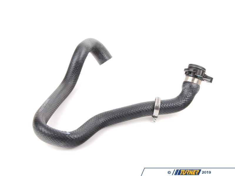 11537545890 Cylinder Head To Thermostat Hose E9x 325i