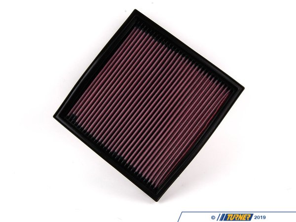K&N K&N Performance Drop-In Air Filter - E36 318i 1/94-later, Z3 1.9 33-2733