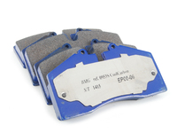 Front Cool Carbon S/T Performance Brake Pad Set