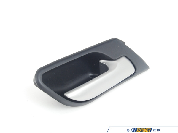 T#98758 - 51418408566 - Genuine BMW Door Handle Inner Right Schwarz - 51418408566 - E53 - Genuine BMW -
