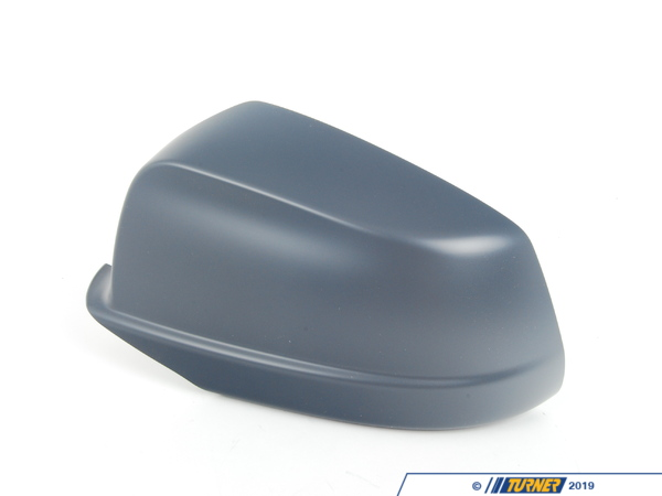 T#23735 - 51167216369 - Genuine BMW Outside Mirror Cover Cap, Left, Primed - 51167216369 - F10 - Genuine BMW -