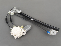 Window Regulator - Left Rear - E39 1997-3/1999