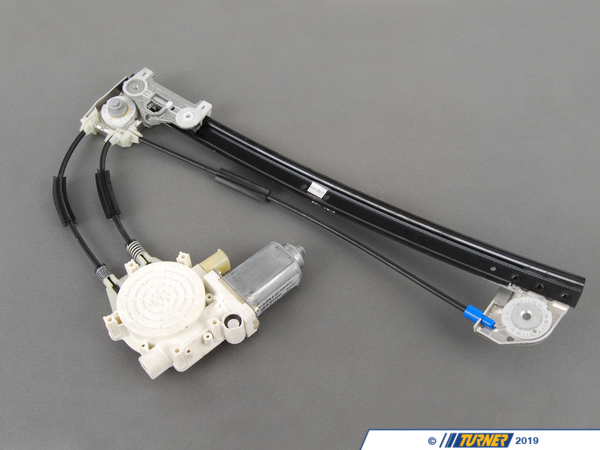 Genuine BMW Window Regulator - Left Rear - E39 1997-3/1999 51358159835