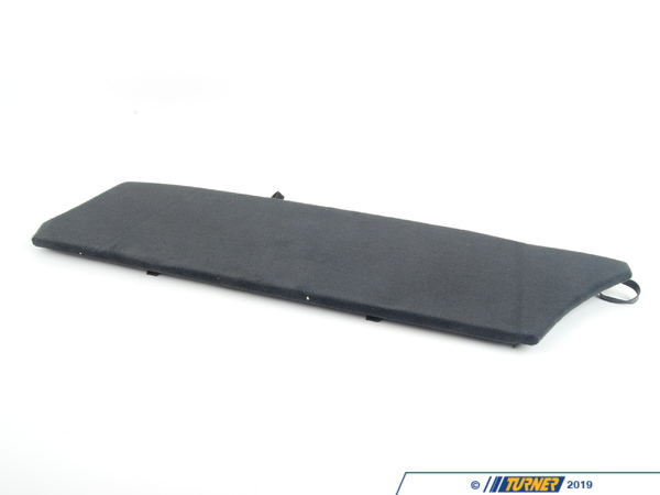 T#113524 - 51478401799 - Genuine BMW Rear Insert Mat Schwarz - 51478401799 - Genuine BMW -
