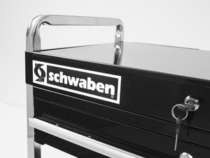 Schwaben Locking Service Cart