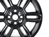 T#66746 - 36116856969 - Genuine MINI Light Alloy Rim, Black 61/2Jx16 Et:48 - 36116856969 - Genuine Mini -