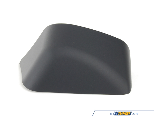 T#113495 - 51478400135 - Genuine BMW Left Cover F Trunk Roller Cover Schwarz - 51478400135 - Genuine BMW -