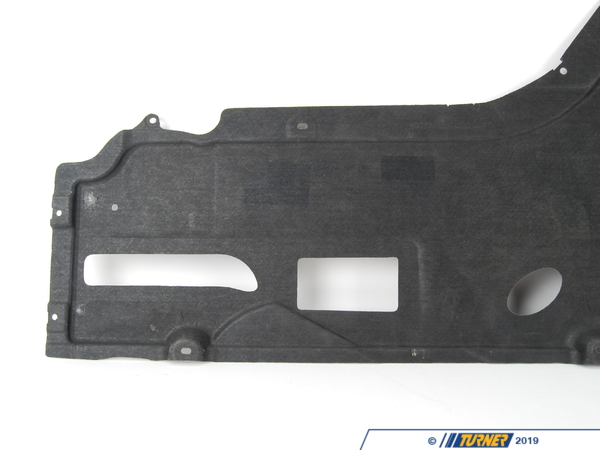 T#117348 - 51717070179 - Genuine BMW Underbody Paneling, Left - 51717070179 - Genuine BMW -