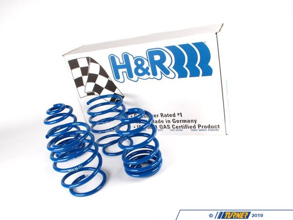 T#3462 - 29383 - H&R Sport Spring Set - E46 325xi, 330Xi - H&R - BMW