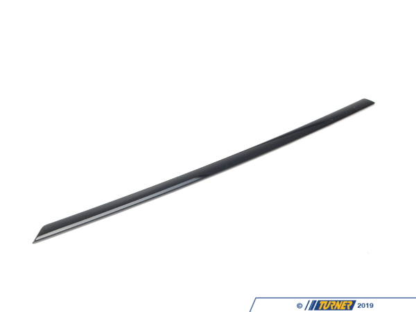 T#76753 - 51117279699 - Genuine BMW Finisher, Rod, Center Sport - 51117279699 - F30,F31 - Genuine BMW -