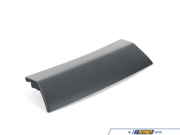 T#82692 - 51166954955 - Genuine BMW Trim Cover, Upper Rear Schwarz - 51166954955 - E70,E71 - Genuine BMW -