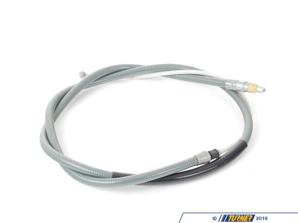 T#15968 - 34403400796 - Genuine BMW Right Hand Brake Bowden Cable - 34403400796 - E83 - Genuine BMW -