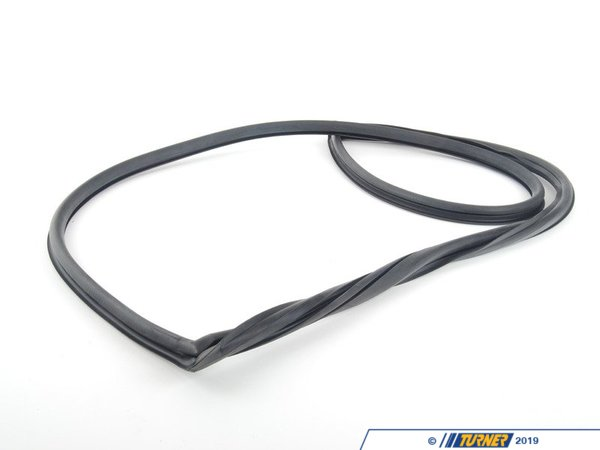 Genuine BMW Genuine BMW Rear window weather strip - E30 51311972249