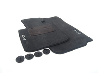 Genuine BMW E89 Floor Mats - E89 Z4 sDrive30i, sDrive35i, sDrive35is