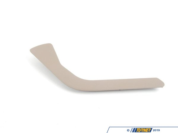T#86697 - 51168412375 - Genuine BMW Trim Panel,console,imitation - 51168412375 - Beige - Genuine BMW -