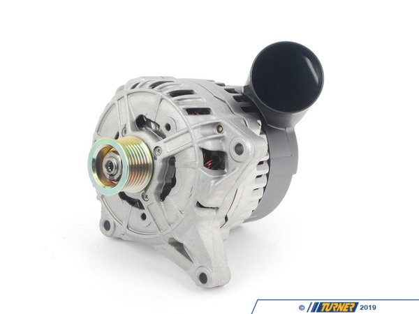 T#13080 - 12311741138 - Genuine BMW At-Compact Alternator 140A - 12311741138 - E38,E39 - Genuine BMW -