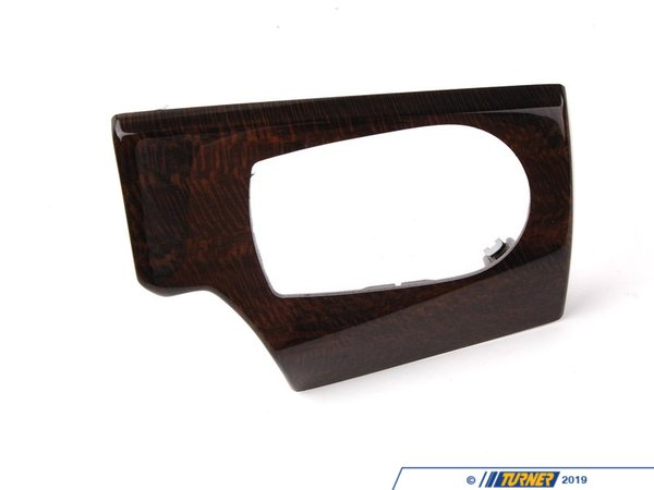 T#107294 - 51457043967 - Genuine BMW Plane Tree Wood Trim, Instr. - 51457043967 - Genuine BMW -