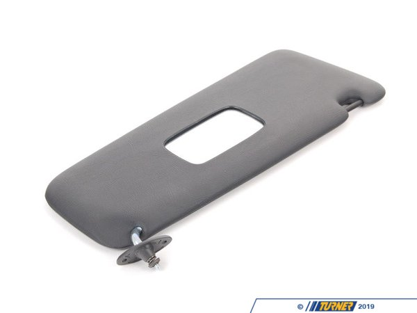 T#81747 - 51161917900 - Genuine BMW Right Sun Visor Anthrazit - 51161917900 - Genuine BMW -