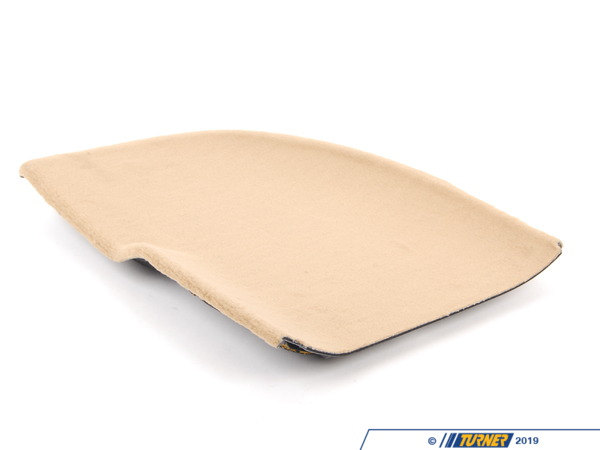 T#113320 - 51478256556 - Genuine BMW Trim Panel Right Hellbeige - 51478256556 - E46 - Genuine BMW -