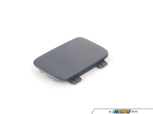 T#23317 - 51117202079 - Genuine BMW Flap, Towing Eye, Primed - 51117202079 - E82 - Genuine BMW -