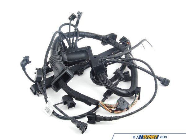 T#39769 - 12517503588 - Genuine BMW Engine Wiring Harness, Engine Module - 12517503588 - E39 - Genuine BMW -