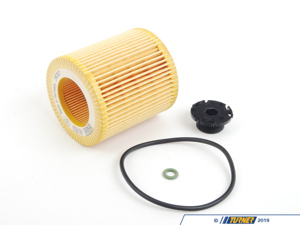 T#341261 - 11427640862 - Oil Filter Kit - Mann -