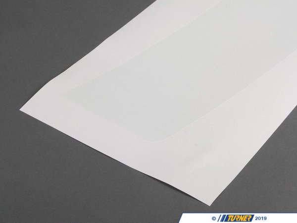 T#23628 - 51140435870 - Genuine MINI Trunk Edge Protection Film, T - 51140435870 - Genuine MINI -