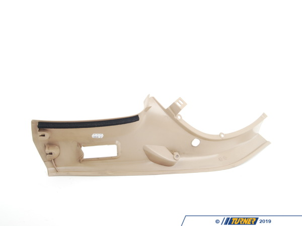 T#104862 - 51438232016 - Genuine BMW Covering Column Rear Right Hellbeige 2 - 51438232016 - E46 - Genuine BMW -
