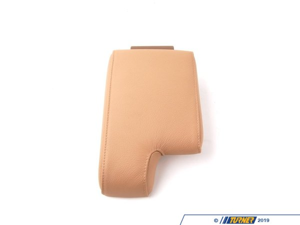 T#9039 - 51168173256 - Genuine BMW Armrest Leather Beige - 51168173256 - E36,E36 M3 - Genuine BMW -