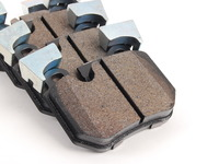 Hawk HPS Street Brake Pads - Rear - E82/E88 135i