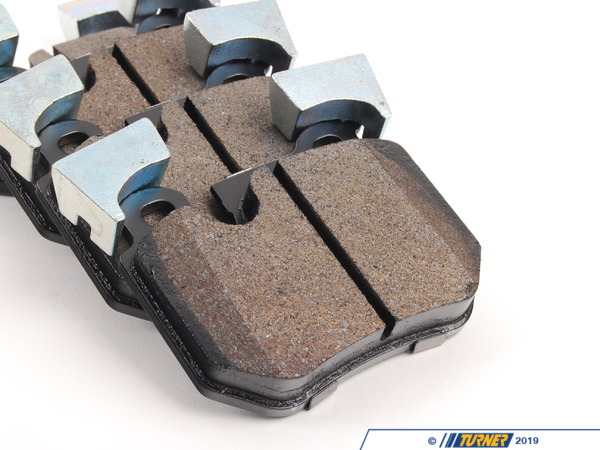 T#2164 - TMS2164 - Hawk HPS Street Brake Pads - Rear - E82/E88 135i - Hawk - BMW