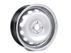 T#66317 - 36116764346 - Genuine MINI Steel Rim Silber 51/2Jx16 Et:45 - 36116764346 - Genuine Mini -